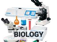 biology lab equipment