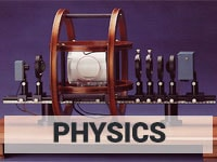 Physics lab equipment