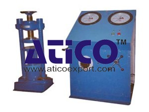 Compression Testing Machine (2 Pillars Type)