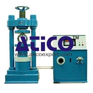 Compression Testing Machine 500 KN