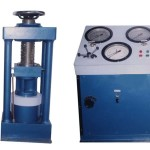 Compression Testing Machine - Electrically Operate