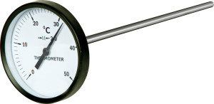Concrete Thermometer