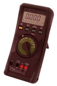 Digit TRMS DMM - Insulation Tester