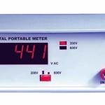 Digital Portable Meters