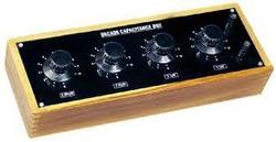 Four Dial Condenser Box