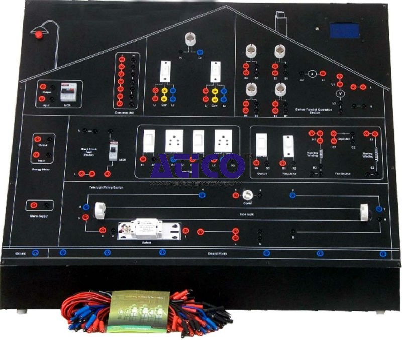 Home Electrical Wiring Training System Manufacturer