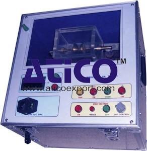 Insulating Oil Tester - Semi Automatic