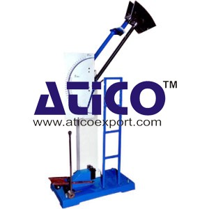 Pendulum Imapact Tester