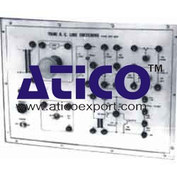 Triac A.C. Line Switching