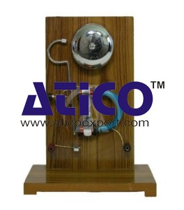 electric bell demonstration