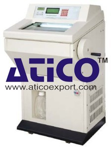 Automatic Cryostat Microtome with Double Compressor