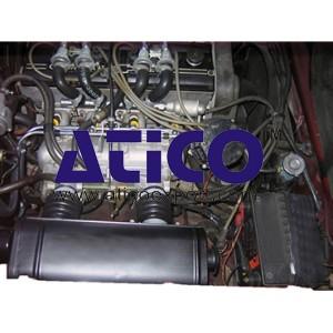 Fuel Supply System 6 Cylinder (Diesel Engine)