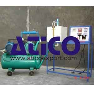 DOUBLE-STAGE-AIR-COMPRESSOR-TEST-RIG