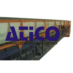 Glass Sided Tilting Flume