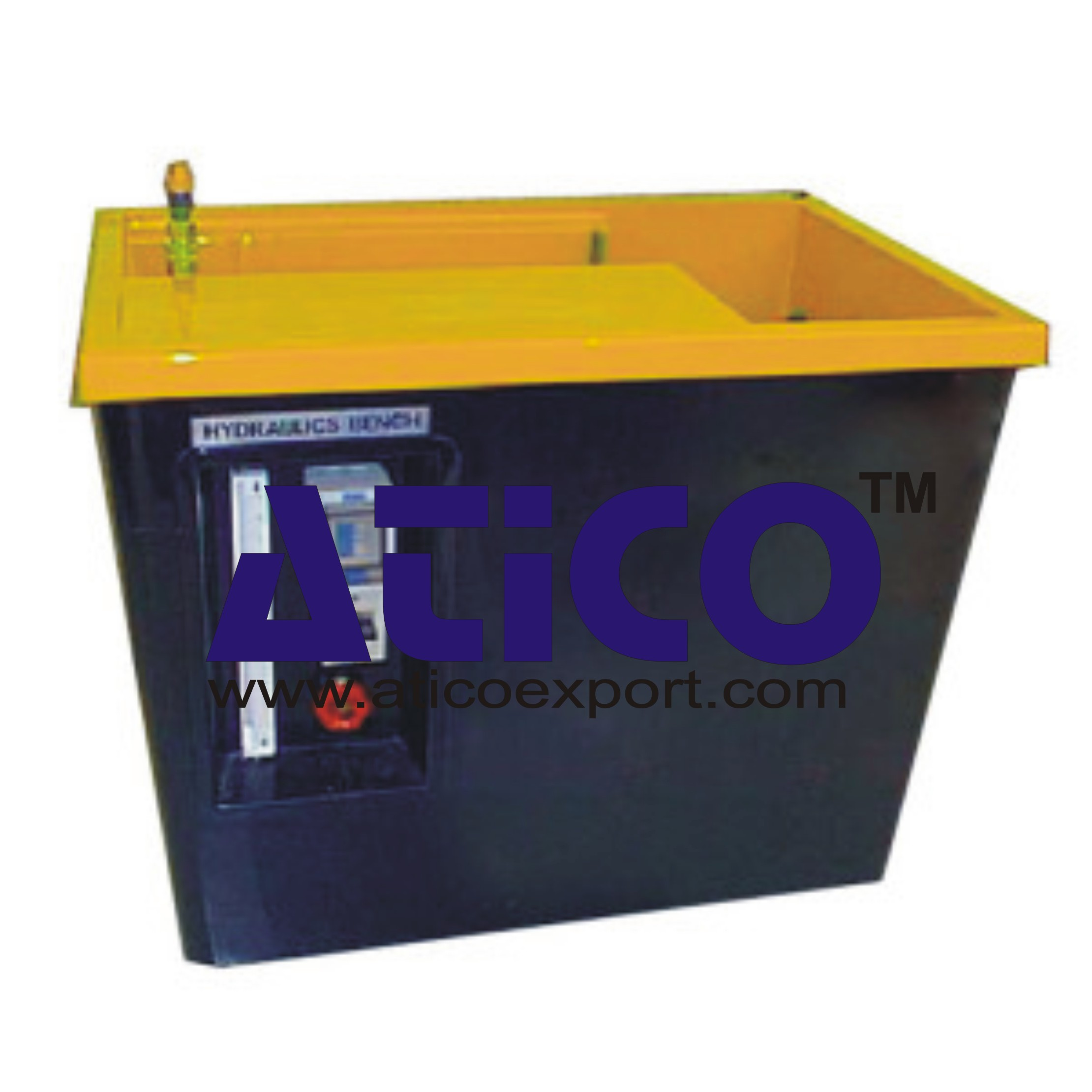 Basic Hydraulic Test Bench Manufacturer Supplier Amp Exporter