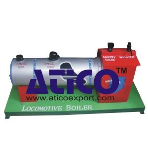 Locomotive Boiler