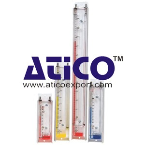 Vertical Liquid Column Manometers