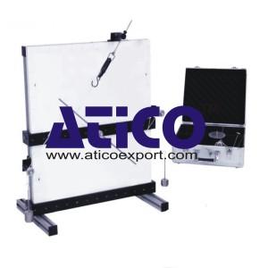 Apparatus for Statics Experiments