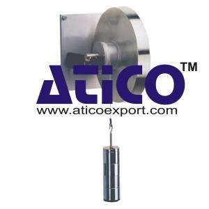 Bearing Friction Apparatus