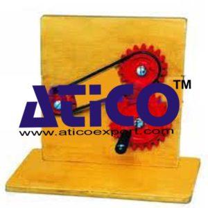 train-of-gear-wheel