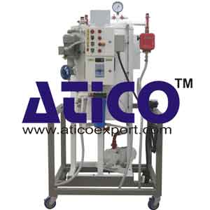Bio Diesel Demonstrator