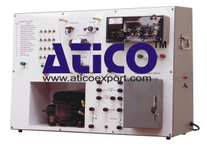 Compressor Fault Simulator