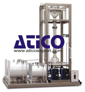 Liquid-to-Liquid Extraction Demonstrator - Table Top