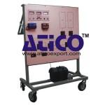 Solar Photovoltaic Trainer.