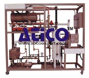 Steam Boiler Trainer With Electrical Fault