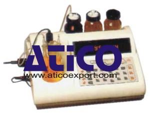 Auto KF Titrimeter