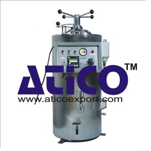 Autoclave Vertical Fully Automatic