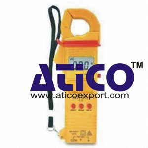 Clip On Meter ( Clamp Meter)