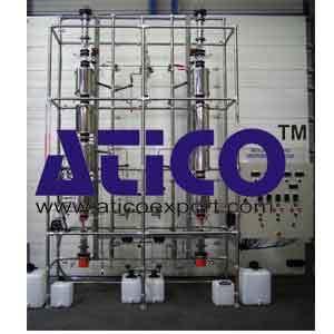Continuous-Azeotropic-Distillation