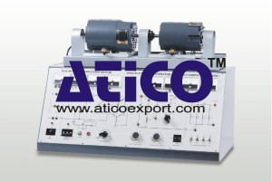 Dc Compound Motor & Generator Trainer