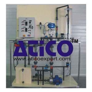 Flow-Level-Pressure-Temperature-Control-Bench