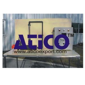 Heat Exchanger Temperature Control Bench