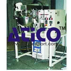 Mixer-Granulator--Drier