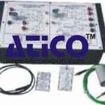 Optical Fibers Communication Trainer