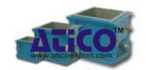 Precision Engineered Cube Mould