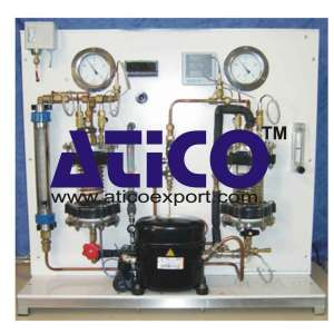 Refrigeration-Cycle-Demonstration-Equipment