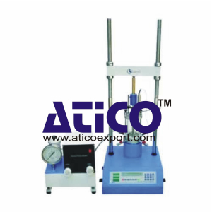 Triaxial Compression Test Machine