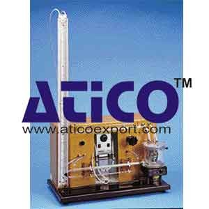 Capillary-Tube-Viscosimeter