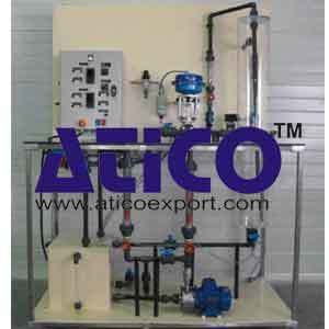 Flow-Level--Pressure-Temperature-Control-Bench