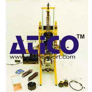 Free-&-Forced-Vibration-Apparatus