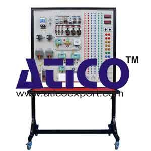 Chilled-Water-Refrigerating-System-Control-Trainer