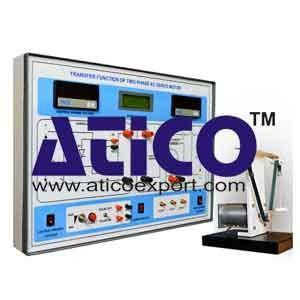 Transfer-Function-of-AC-servo-motor