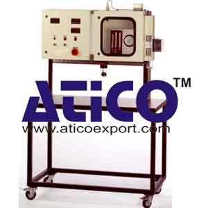 Air Humidity Measurement Trainer