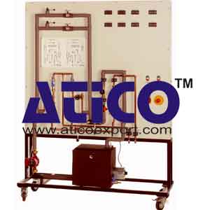 Trainer Tubular Heat Exchanger