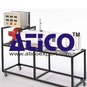 Multipurpose Air Duct and Heat Transfer Unit