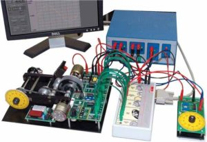 Analog and Digital Motor Control Teaching Set